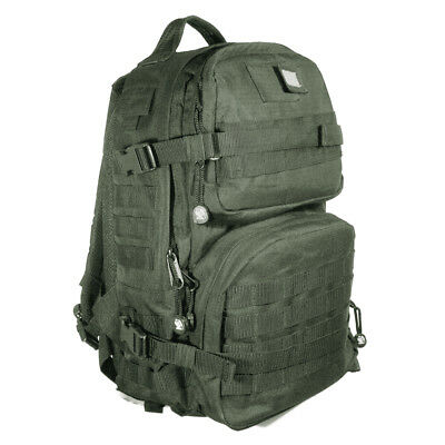Sac A Dos Elite 30L Kaki Voyage Militaire Outdoor Paintball