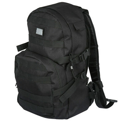Sac A Dos Elite 30L Noir Voyage Militaire Outdoor Paintball