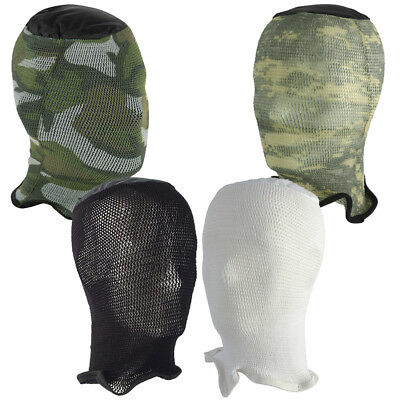 Cagoule Spando Filet Tu Militaire Paintball Hiver Airsoft