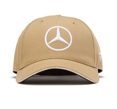 Genuine Mercedes-Benz USA 2018 Lewis Hamilton F1 Cap Special Edition NEW
