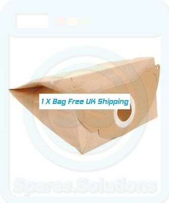 Dust Bag for Karcher 1.629-100.0 1.629-101.0 1.629-102.0 -Pack Of 1- 20 Type