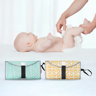 Baby Diaper Nappy Urine Mat Kid Waterproof Changing Cover Pad Travel Can Folding