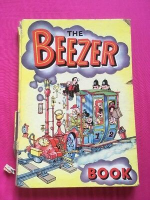 Beezer Book annual 1962