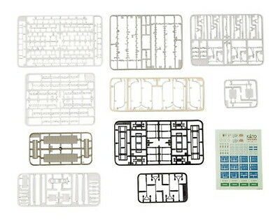 Kato 23-416 Station Area Scenery Detailing Pack plamo Japan Toy Model