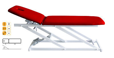 C-700 Therapy Table Electric Adjustable Height,2-teilig,with Gesichtsausschnitt
