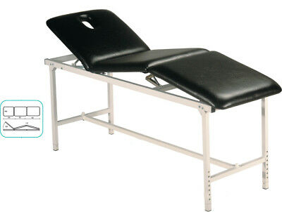 Therapy Lounger 3-teilig, Foldable, with Gesichtsausschnitt, Fixed Height 75 Cm
