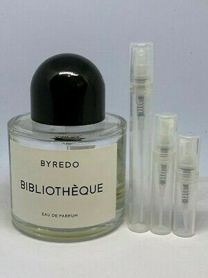 Bibliotheque by Byredo - Decant Sample