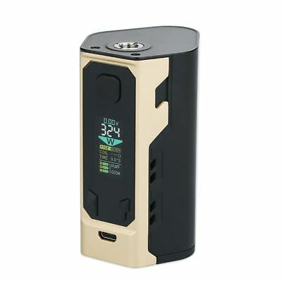 iJOY® Captain X3 BOX MOD | Triple 20700 OLED VW/TC | 100% Authentic | UK STOCK