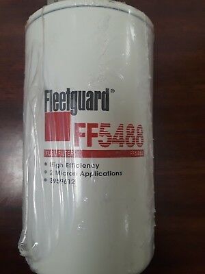 FF5488 P550774 Donaldson Fuel Filter Pack of 3 Spin  On  OE 3959612
