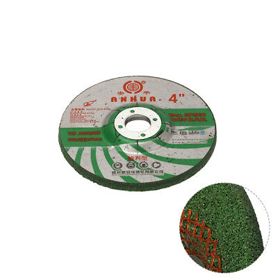 "5Pcs 4"" Resin Cutting Wheel Disc For Grinding Metal Angle Grinder 100x16x6mm New"