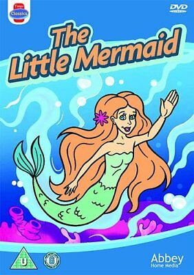 The Little Mermaid - The Little Mermaid [DVD] - The Little Mermaid CD 5QVG The