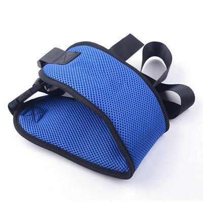 Adjustable Wheelchair Seat Safety Belt Bed Guardrail Strap Anti-slip