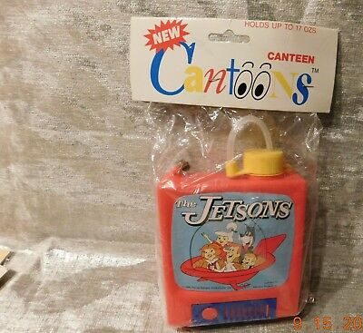 Cantoons The Jetsons Canteen New in Package