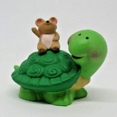 Hallmark Merry Miniatures Turtle with Mouse