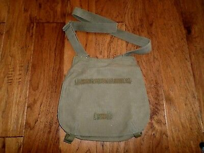 Czech Military Shoulder Bag With Adjustable Strap Satchel Bag Original Surplus