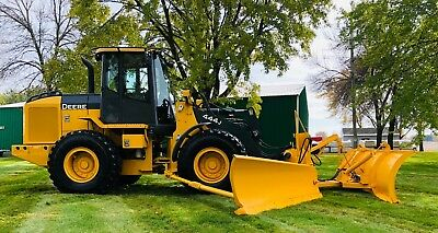 John Deere 444J Wheel Loader