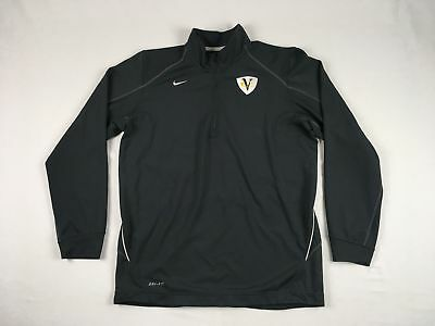 Nike VCU Rams - Gray Poly Pullover (Multiple Sizes) - Used