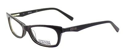 e63edaced8e Kenneth Cole REACTION KC746 005 Women s Eyeglasses Frames 53-15-135 Black +  CASE