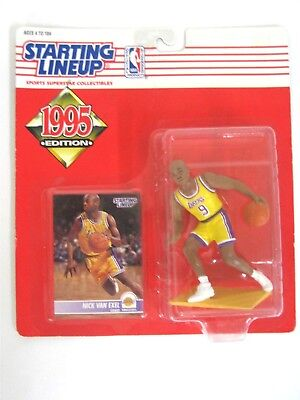 6fb3ef24ce7 1995 NICK VAN EXEL - Starting Lineup Sports Figurine - Los Angeles ...