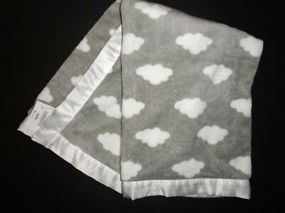 NWT Gymboree Outlet Cloud Unisex Boy's Girl's Gray Blanket New