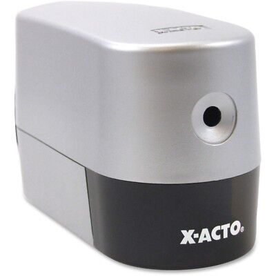 X-Acto Silver Electric Pencil Sharpener - Helical - Silver