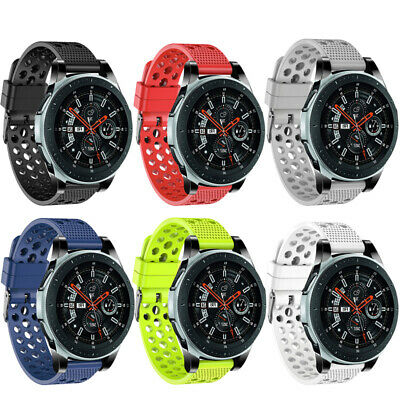 Silicone Sport Wrist Band Strap for Samsung Galaxy Watch SM-810 SM-R800 42/46MM