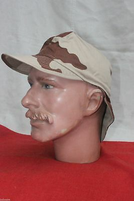 Bigeard desert camouflage cap  ( Size 62 cm ) ( French Army)