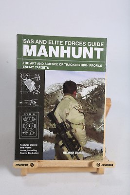 MANHUNT The Art And Science Of Tracking High Value Enemy Targets Book Survival