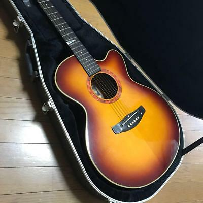 YAMAHA CPX-7 Japan vintage popular acoustic guitar beautiful rare EMS F / S!