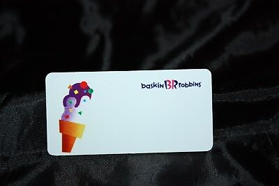 Baskin-Robbins Employee Name Tag New Unused Fresh for Engraving Ice Cream 31