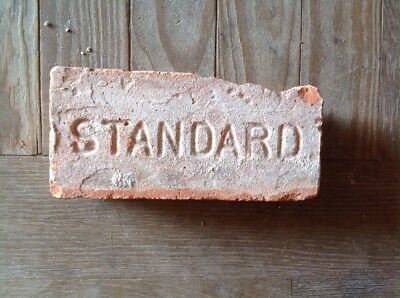 Antique Brick Stamped *****. Standard (Large Letters) *****