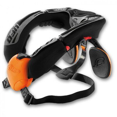 UFO NSS Neck Brace Orange Motocross MX Adult Enduro BMX ATV Off Road