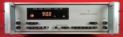 North Atlantic 225 Digital Phase Angle Voltmeter, PARTS