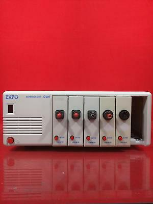EXFO IQ-206 Expansion Unit w/Five IQ-1100 Power Meter Modules