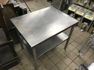 Stainless Steel 2' by 3' Workstation Table [Local Pickup Only]