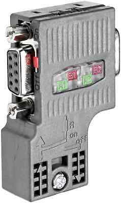 6ES7972-0BB52-0XA0 SIEMENS SIMATIC DP, Connection plug for PROFIBUS 12 Mb/s 90°