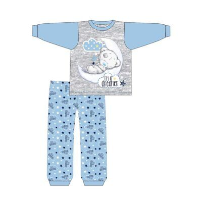 Baby Boy Tatty Teddy Me to you long Pyjamas 6/9 9/12 12/8 18/24 months