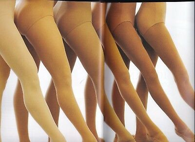 NEW CAPEZIO TRANSITION 1916 convertible ladies TIGHTS 7 Colors selfknit waist