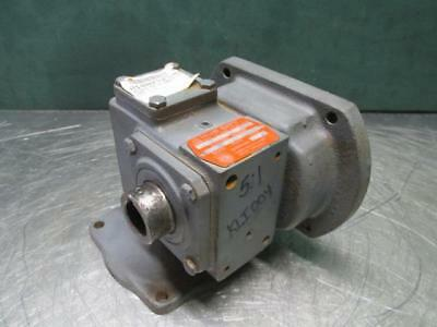 Hub City 0220-60551-186 Gear Reduction Box Speed Reducer Gearbox 5:1 Ratio