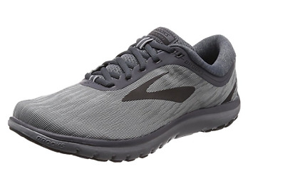 6bc2225bf5d Brooks PureFlow 7 Shoe - Men s Running SKU  110275.056 Grey-Black