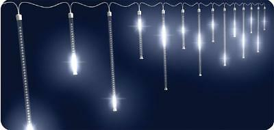 Shooting Star Dripping Animated Led Icicle Light Tubes