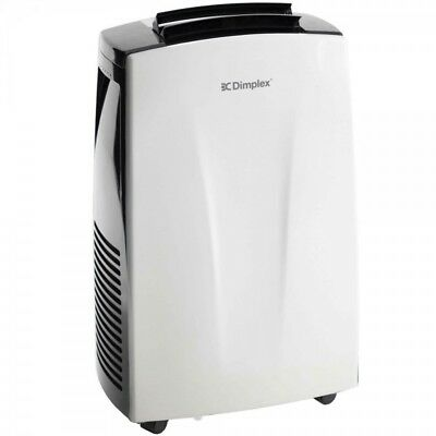 Dimplex 5.3kW Portable Air Conditioner with Dehumidifier DC18