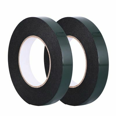 20 m (20mm) Double Sided Foam Tape Sponge Tape Waterproof Mounting Adhesiv F9A5