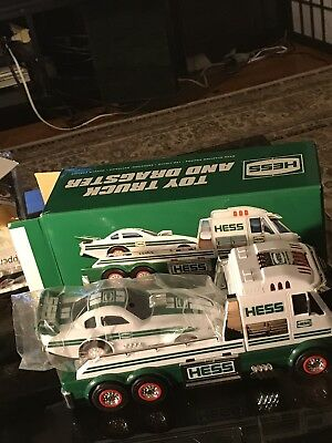 HESS 2016 Toy Truck and Dragster New In Box