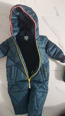 9cf32c95f TED BAKER BABY Baker Girls Snow Suit Aged 3-6 Months. - EUR 9
