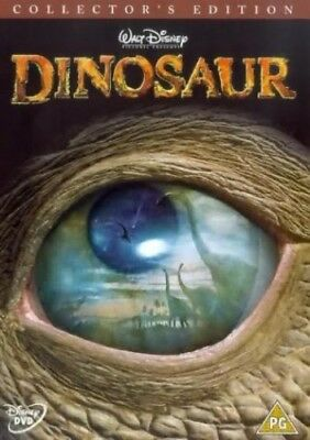 Dinosaur - Collector's Edition (Disney) (2000) [DVD] -  CD 8GVG The Fast Free