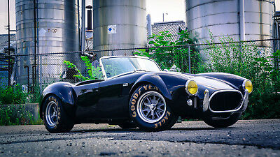 1965 Shelby Cobra completed by Vintage Motorsports PRE-OWNED LIKE NEW 1965 BACKDRAFT RT3 STREET CAR VMS 427Xv2FI 535HP