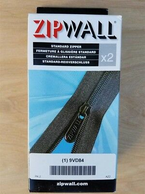 Zipwall Standard Zipper Door 2 pack - New