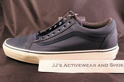 b1a26f0a8c NIB VANS OLD SKOOL MTE (MTE) Tec Tuff Dress Blues All Weather Skate Shoes