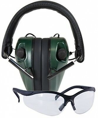 Hearing Protection Shooting Electronic Headphones Ear Muffs Noise Shooter Safety